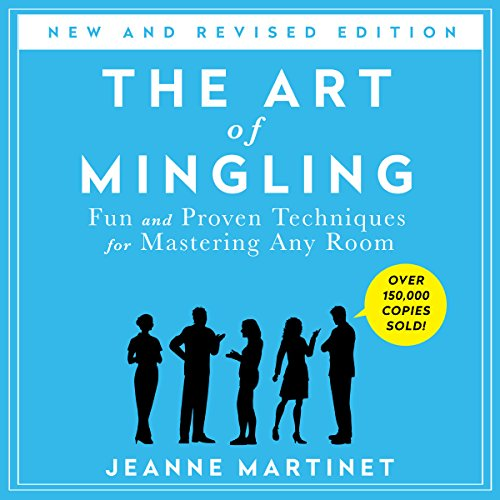 The Art of Mingling audiobook cover art