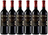 Pata Negra Vino Tinto D.O. Toro, Alcohol 14% - 6 Botellas x 750 ml - Total: 4500 ml