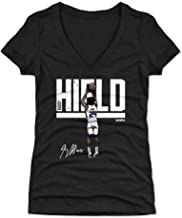 500 LEVEL Buddy Hield Women's Shirt - Sacramento Basketball Shirt for Women - Buddy Hield Hyper