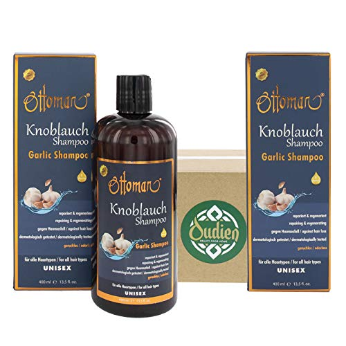 Ottomann Knoblauch Shampoo