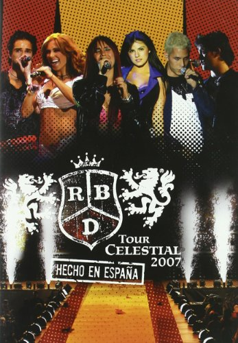 Tour Celestial 2007-Hecho en E [DVD]