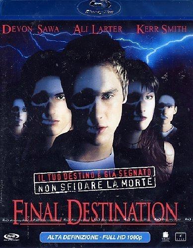 Final destination [Blu-ray] [IT Import]