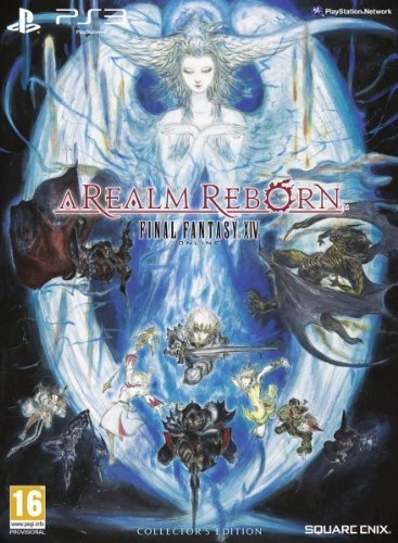 Final Fantasy XIV a Realm Reborn Ps3 Uk Collector's Edition by Square Enix