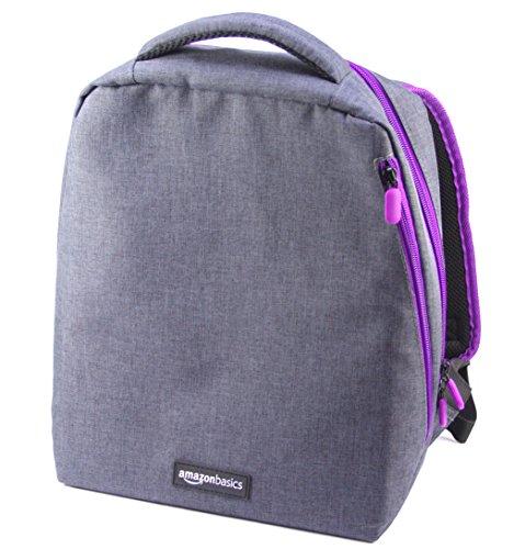 Amazon Basics Backpack for Super NES , Grey