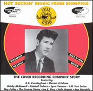 Hot Rockin' Music From Memphis - The Cover Recording Company Story