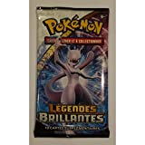 Pokemon 1 Booster SL3.5 Legendes Brillantes - français -