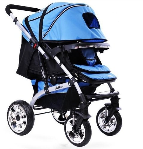 Amazing Deal Gowe® Updated Version Baby Stroller,Safe and Super Suspension,Bi-directional Super Sus...