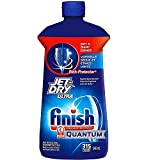 Best Dishwasher Rinse Aids - Finish Jet Dry Ultra Rinse Aid | Dishwasher Review