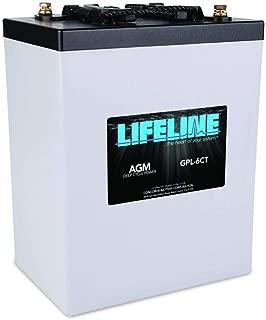 Lifeline GPL-6CT - 6 volt - 300AH Deep Cycle Battery
