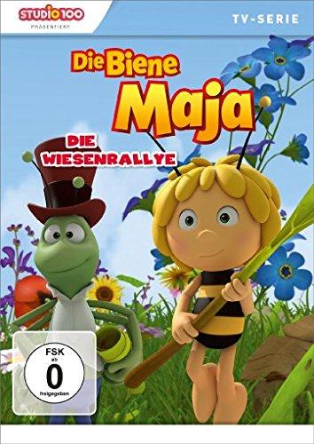 Die Biene Maja 17: Die Wiesenrallye