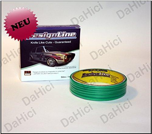 Knifeless Tape Design Line 3mmx50m voor fijne contouren bij folieslappen