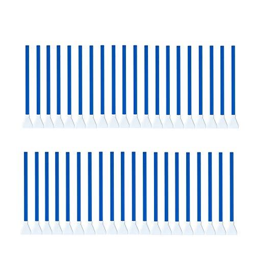 UES DSLR o SLR Digital Camera APS-C Sensori di Pulizia Tamponi (40 tamponi, nessun detergente per sensori)