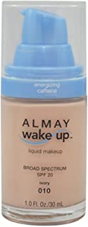 Almay Wake-Up Liquid Makeup, Ivory-010