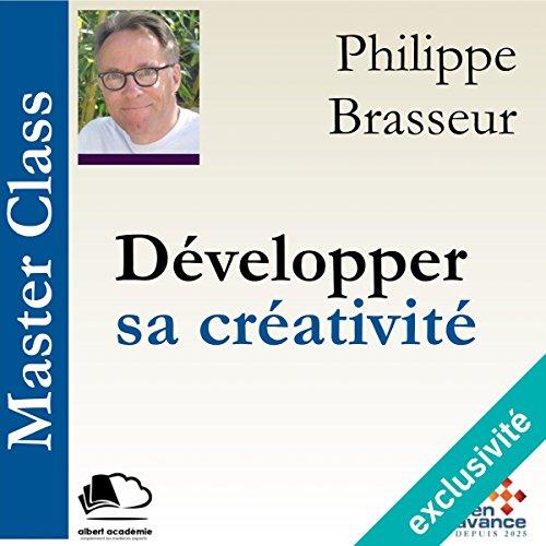 Développer sa créativité audiobook cover art
