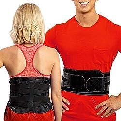 Top 10 des ceintures de soutien pour le bas du dos