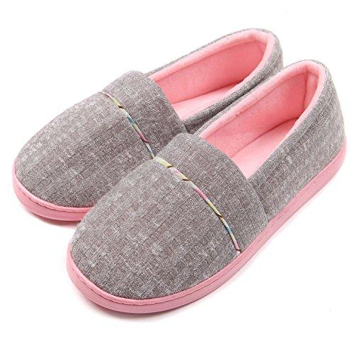 ChicNChic Comfortable Indoor/Outdoor Slippers for Women