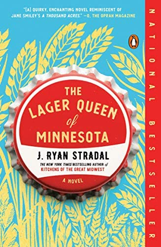 The Lager Queen of Minnesota A Novel product image