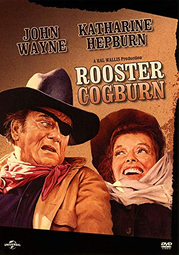 Rooster Cogburn - John Wayne & Katharine Hepburn [DVD] [1975]