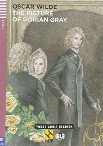 The Picture of Dorian Gray - Série HUB Young Adult ELI Readers. Stage 3B1 (+ Audio CD & Booklet)