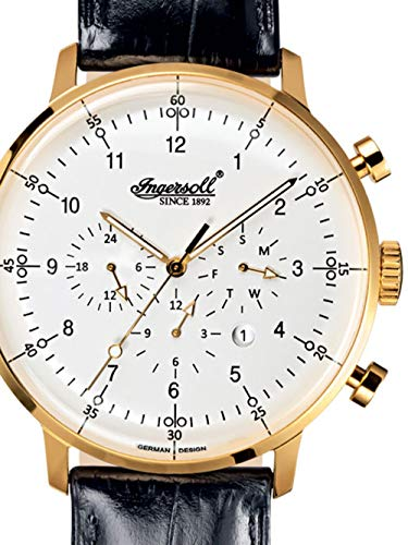 Ingersoll Reloj de caballero IN2816GWH