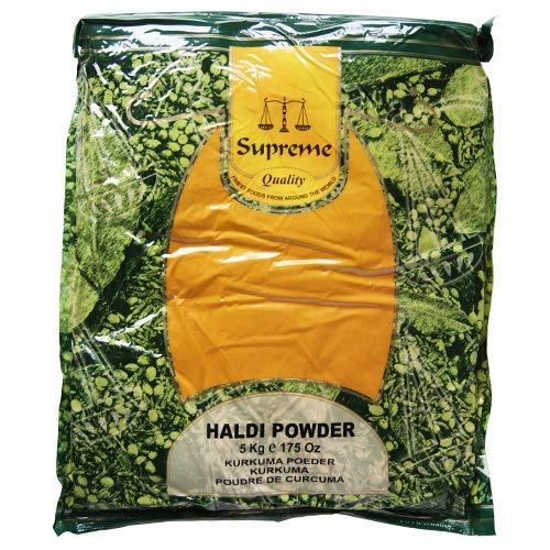Supreme Turmeric (Haldi) Powder - 5kg