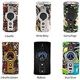 Vsticking VK530 200W Box Mod Akkuträger Farbe J-Graffiti