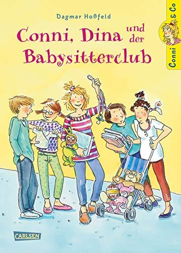 Conni & Co 12: Conni, Dina und der Babysitterclub (12)