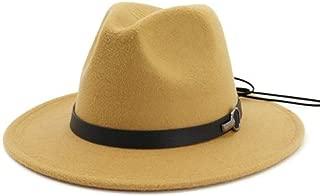 Autumn and Winter Ladies New Big hat Korean Fashion Wool Jazz hat British Style top hat
