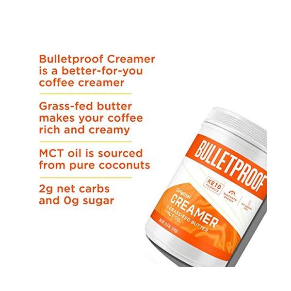 Keto Unflavored Bulletproof Creamer