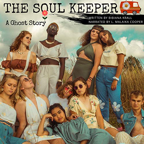 The Soul Keeper audiobook cover art