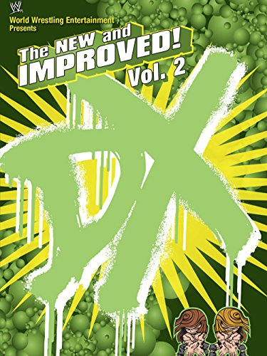 WWE: DX: The New and Improved! Volume 2