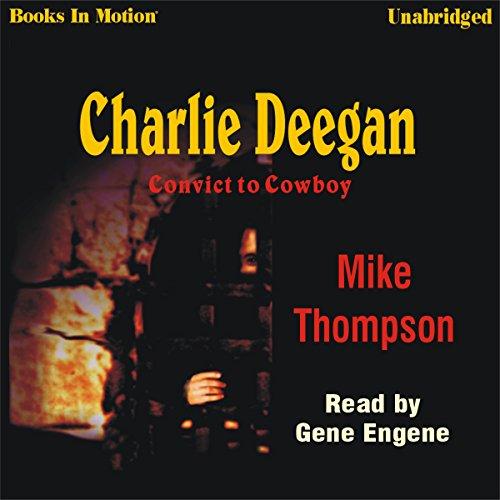 Charlie Deegan cover art