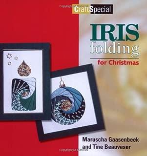 Iris Folding for Christmas