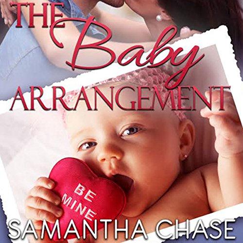 The Baby Arrangement audiobook cover art