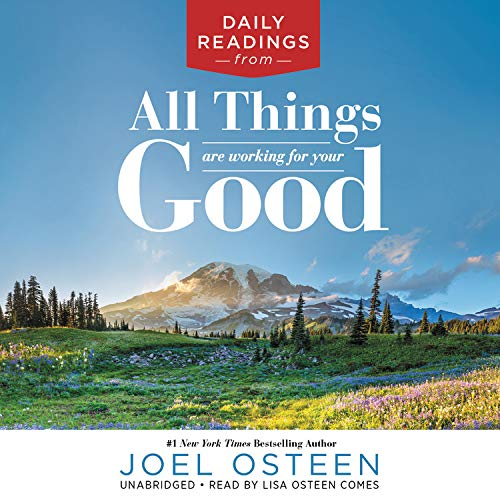 Daily Readings from All Things Are Working for Your Good cover art