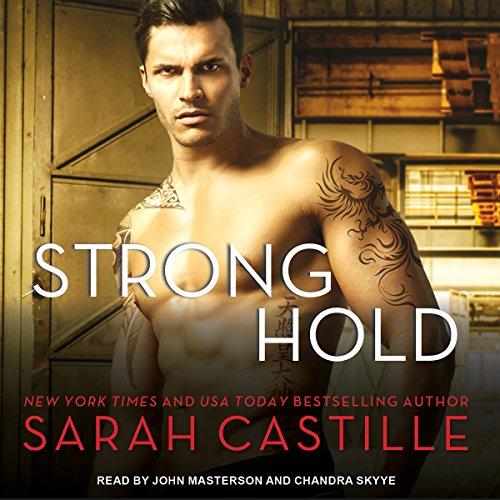 Strong Hold audiobook cover art