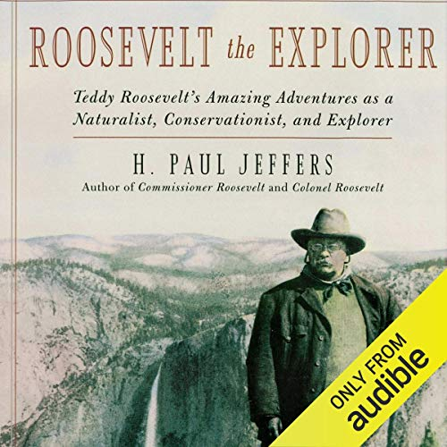 Roosevelt the Explorer cover art