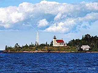 Best copper harbor lighthouse michigan Reviews