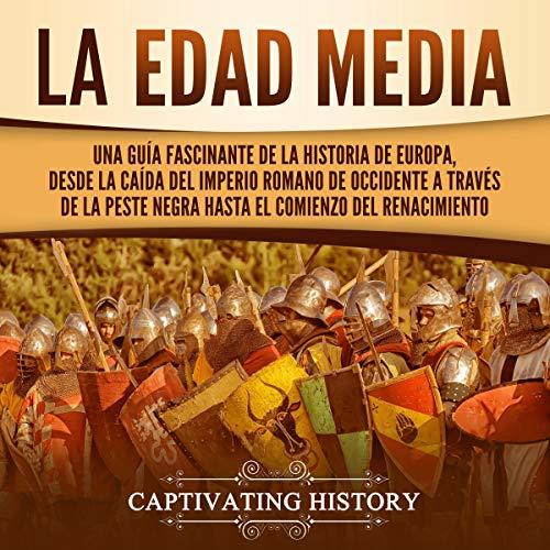 Diseño de la portada del título La Edad Media
