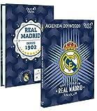 Quo Vadis–Schülerkalender Real Madrid–September 2017bis August 2018–12x 17cm