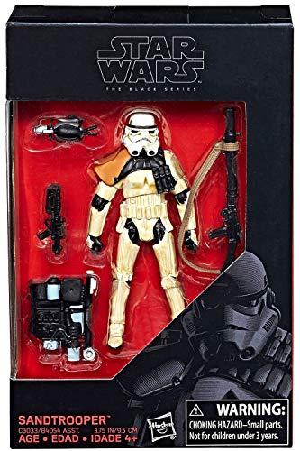 Hasbro Star Wars The Black Series Imperial Sandtrooper Actionfigure 3,75 Inch