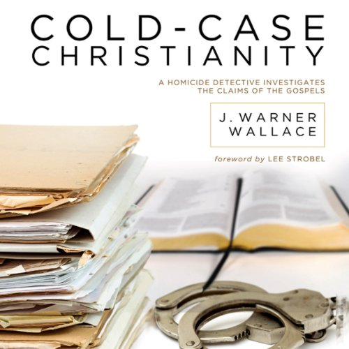 Cold-Case Christianity audiobook cover art