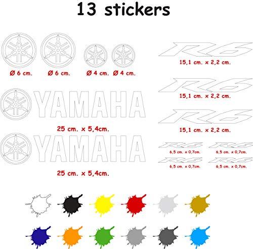 Autocollant Stickers Nicky Hayden Always Impression Num/érique Kit 14 Pi/èces