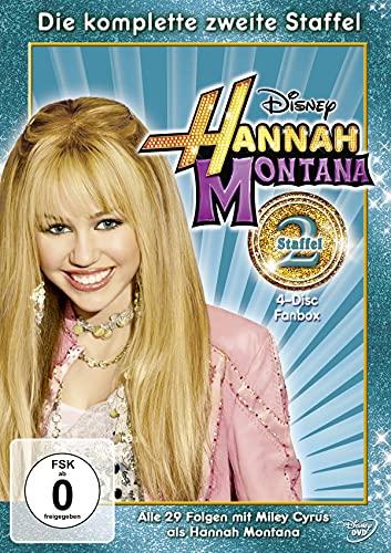 Hannah Montana - Die komplette zweite Staffel [4 DVDs]