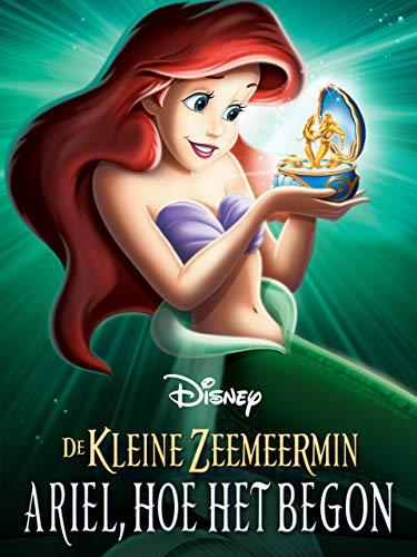De Kleine Zeemeermin: Ariel, hoe het begon