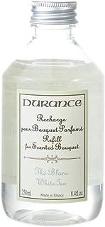 DURANCE(デュランス) フレグランスブーケ(専用リフィル) 250ml 「ホワイトティー」 3287570455189