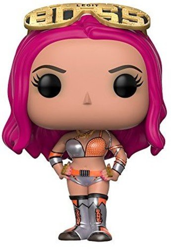 Funko Pop WWE-Sasha Banks
