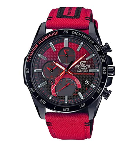 Casio Edifice Ed.Limitada Honda Racing EQB-1000HRS-1AER