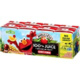 Apple & Eve Sesame Street Elmo's Punch, 4.23 Fluid-oz, 8 Count, Pack of 5