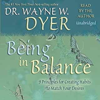 Being In Balance cover art